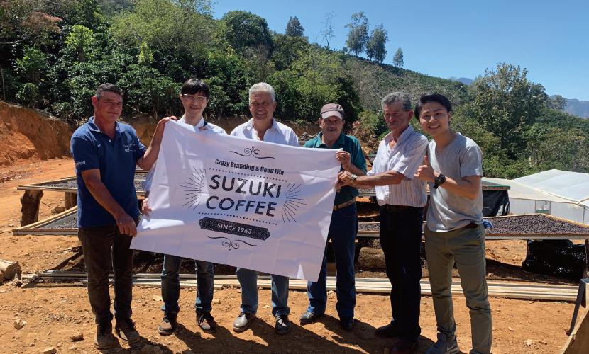 SUZUKI COFFEE 鈴木コーヒー コスタリカ プエンテタラス ティピカ レッドハニー4